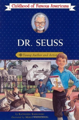 Kathleen Kudlinski Dr. Seuss Young Author And Artist Original