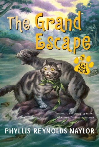 Phyllis Reynolds Naylor The Grand Escape