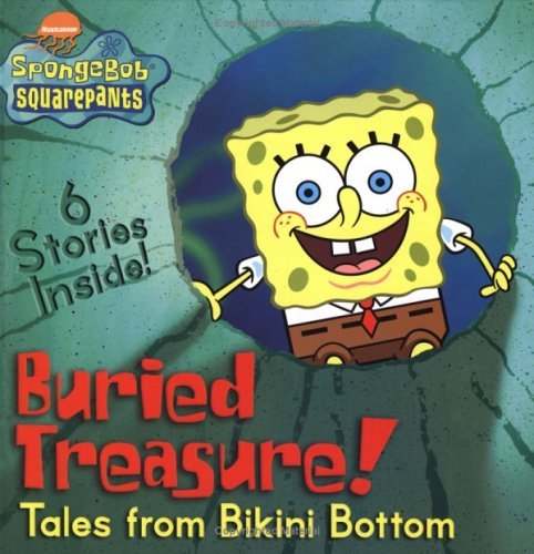 Various Buried Treasure! Tales From Bikini Bottom