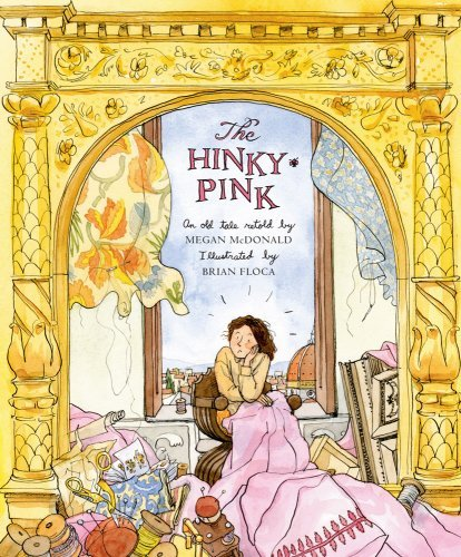 Megan Mcdonald The Hinky Pink