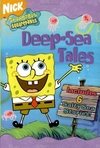 Simon Spotlight Deep Sea Tales 6 Salty Sea Stories