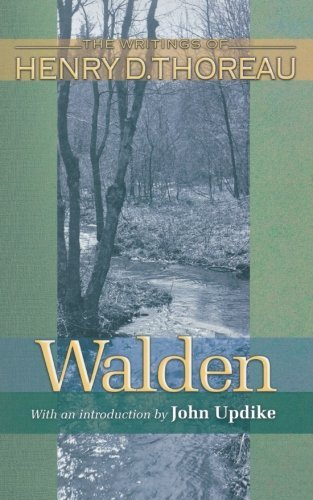 Henry David Thoreau Walden 0150 Edition;anniversary