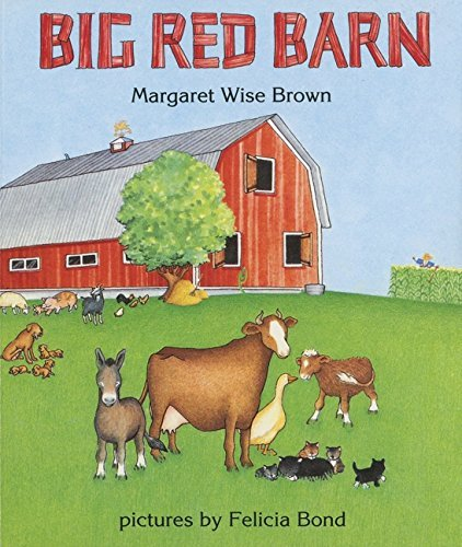 Margaret Wise Brown Big Red Barn Board Book