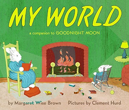 Margaret Wise Brown My World Board Book Board Book
