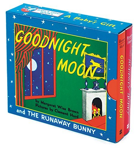 Margaret Wise Brown A Baby's Gift Goodnight Moon And The Runaway Bunny