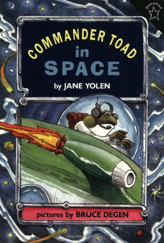 Jane Yolen Commander Toad In Space