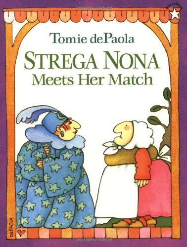Tomie Depaola Strega Nona Meets Her Match