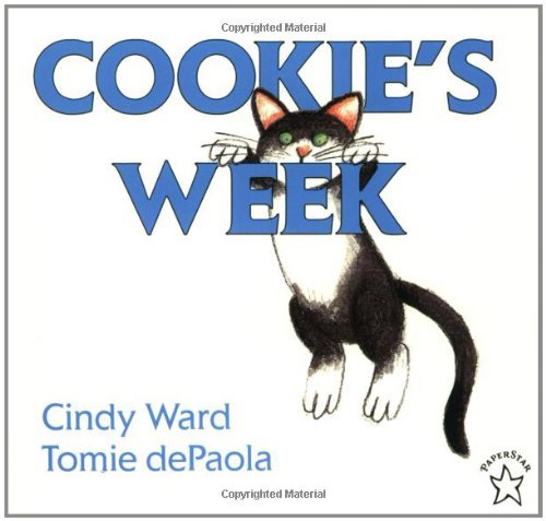 Cindy Ward Cookie's Week