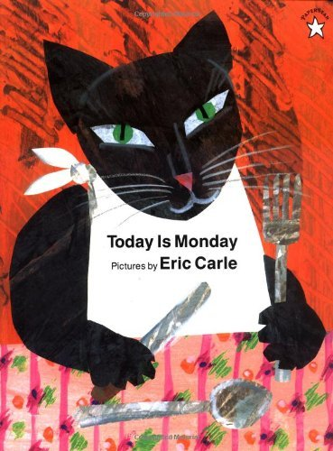 Eric Carle Today Is Monday