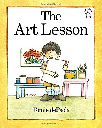 Tomie Depaola The Art Lesson