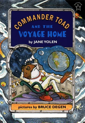 Jane Yolen Commander Toad And The Voyage Home