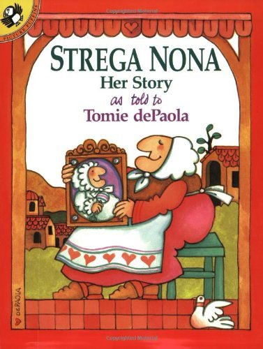 Tomie Depaola Strega Nona Her Story