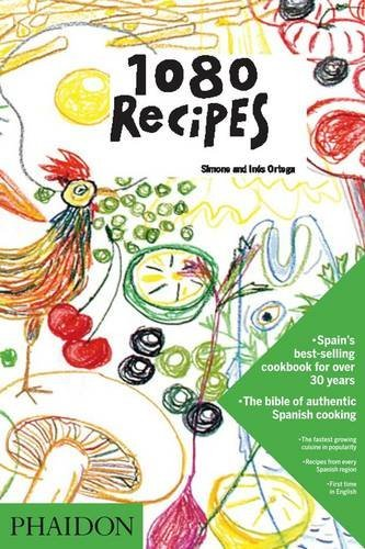 Simone Ortega 1080 Recipes