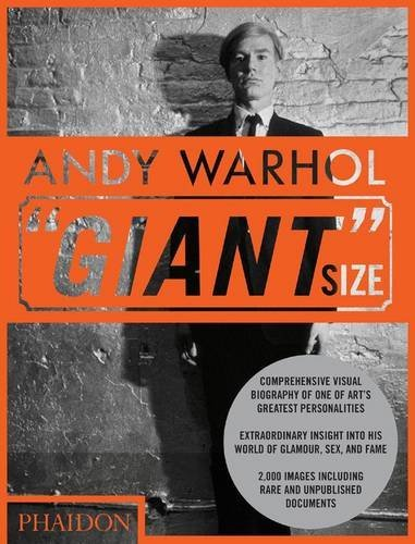 "Editors Of Phaidon Press Andy Warhol ""giant"" Size"