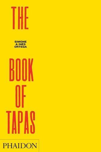 Simone Ortega The Book Of Tapas