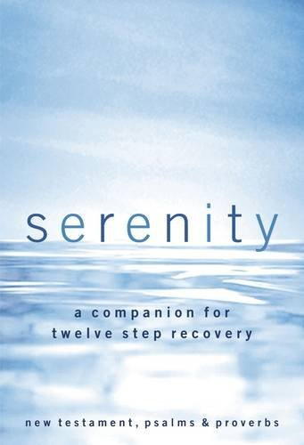Robert Hemfelt Serenity Nkjv A Companion For Twelve Step Recovery