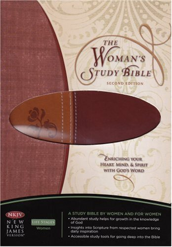 Thomas Nelson Woman's Study Bible Nkjv 0002 Edition;