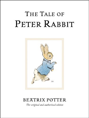 Beatrix Potter The Tale Of Peter Rabbit 0100 Edition;anniversary