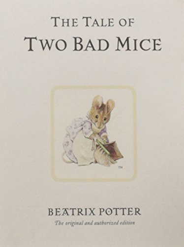 Beatrix Potter The Tale Of Two Bad Mice 0100 Edition;anniversary