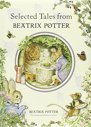 Beatrix Potter Selected Tales From Beatrix Potter
