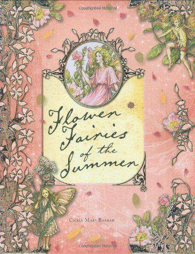 Cicely Mary Barker Flower Fairies Of The Summer
