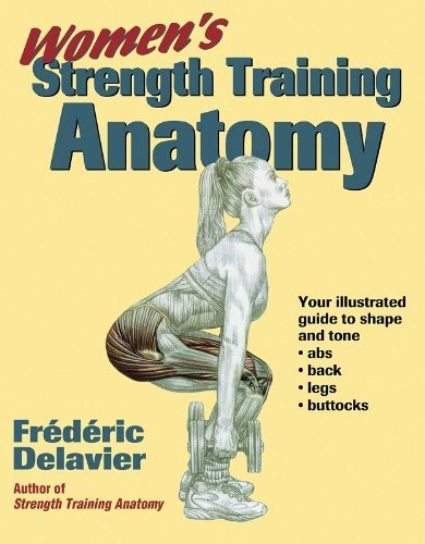 Frederic Delavier Women's Strength Training Anatomy