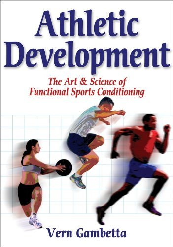 Vern Gambetta Athletic Development Art & Science Of Functionl Sprts Conditiong