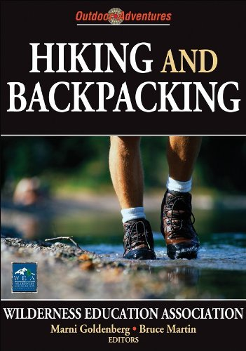 Wilderness Education Association Hiking And Backpacking