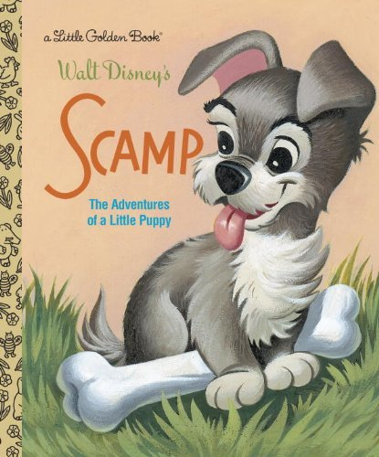 Golden Books Scamp