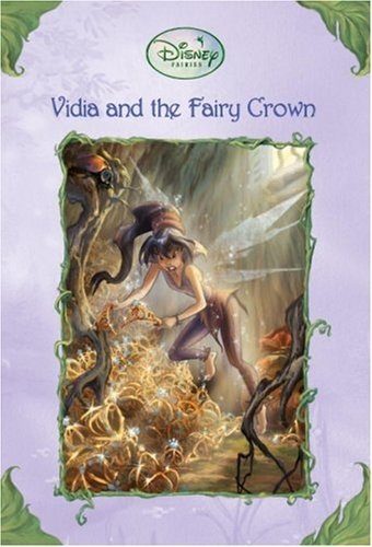 Laura Driscoll Vidia And The Fairy Crown