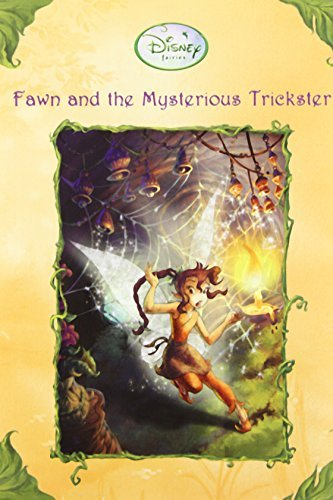 Laura Driscoll Fawn And The Mysterious Trickster