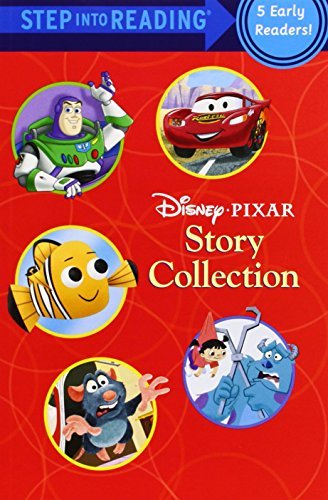 Rh Disney Disney Pixar Story Collection Step 1 And Step 2 Books A Collection Of Five Ear