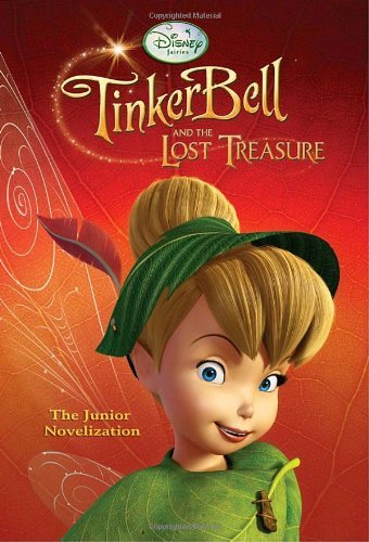 Kimberly Morris Tinker Bell And The Lost Treasure