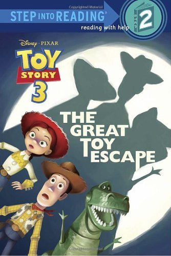 Kitty Richards Toy Story 3 The Great Toy Escape