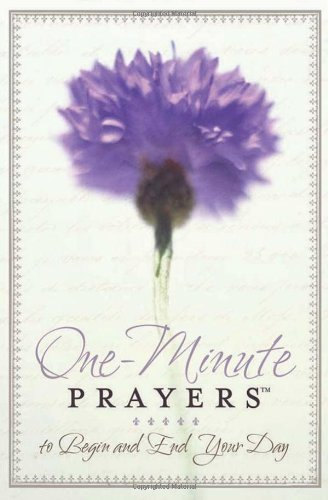 Hope Lyda One Minute Prayers To Begin & End Your Day