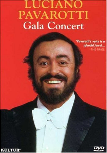 Luciano Pavarotti Gala Concert At Olympia Hall Pavarotti (ten) Hundrof Munich Rad Orch