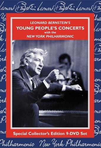 L. Bernstein Young People's Concerts Nr 10 DVD
