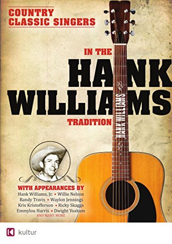 Hank Williams In The Hank Williams Tradition Nr