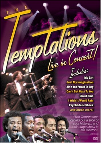 Temptations Live In Concert Nr