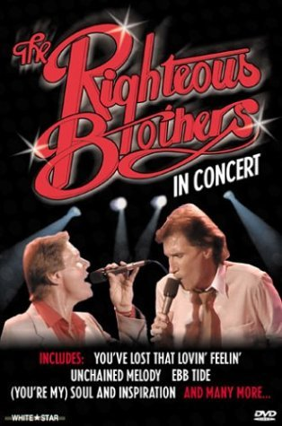 Righteous Brothers In Concert Nr