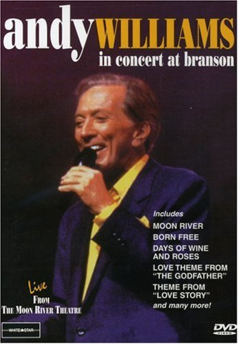Andy Williams In Concert At Branson Nr