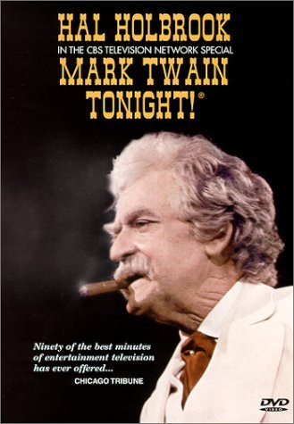 Hal Holbrook Mark Twain Tonight Clr St Keeper Nr