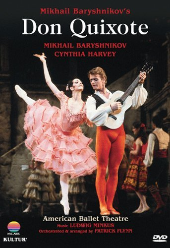 Richard Strauss Don Quixote American Ballet Theatre