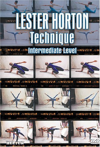 Intermediate Level Lester Horton Technique Nr
