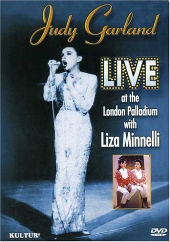 Judy Garland Live At The London Pallodium Nr