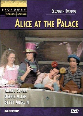 Alice At The Palace Streep Allen Aberlin Nr