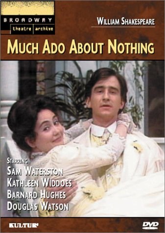 Much Ado About Nothing (1973) Waterson Widdoes Hughes Bartle Nr