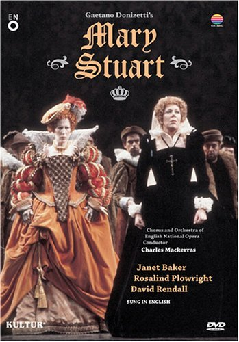 G. Donizetti Mary Stuart Comp Opera English National Opera