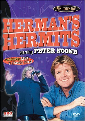 Herman's Hermits Pop Legends Live Nr