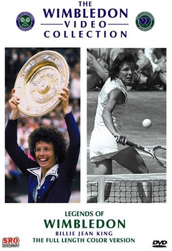Legends Of Wimbledon Billie Jean King Nr